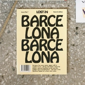 [영어] Lost in Barcelona