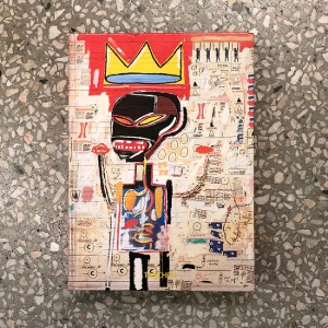 Basquiat (40 years)